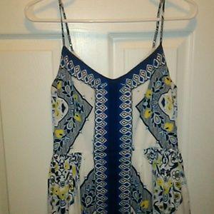 BR a-line dress sz 4